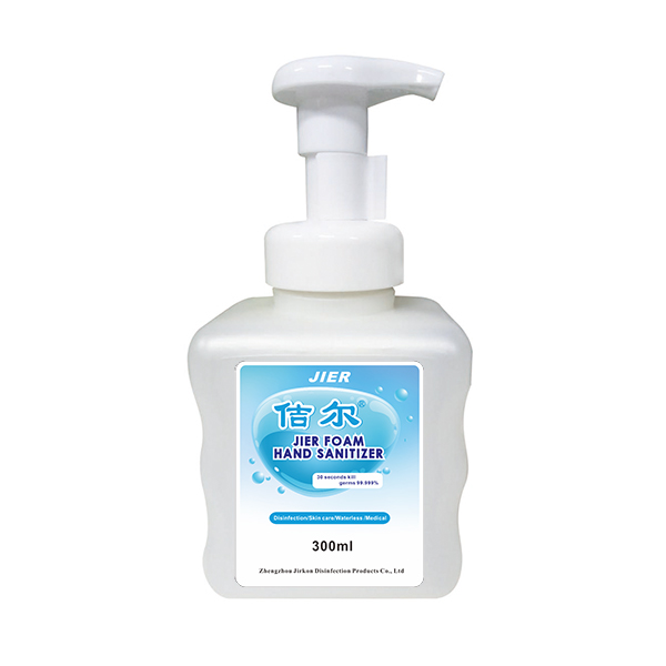 JIER Foam Hand Sanitizer