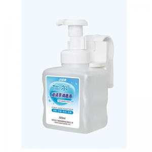 500ML FOAM HAND SANITIZER HANGER
