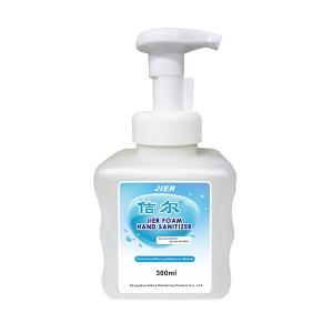 JIER Foam Hand Sanitizer