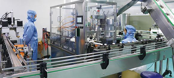 Jirkon Production line